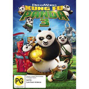 Kung Fu Panda 3 DVD 1Disc