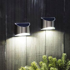 Kiwi Garden Solar Wall Light 5 Lumens
