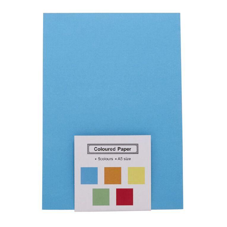 Deskwise Paper Pad Bright A5, , hi-res