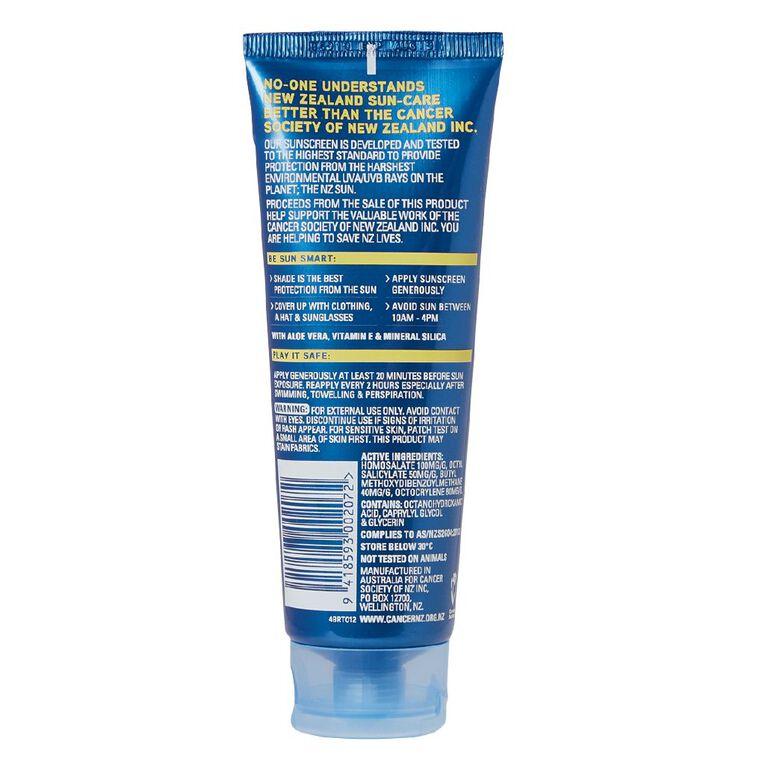Cancer Society Sunscreen SPF 50+ Lotion Tube 100ml, , hi-res