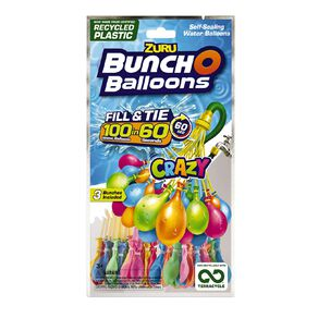 Zuru Bunch O Balloons Rapid-fill Recycle 3 Pack