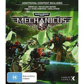 XboxOne Warhammer 40000 Mechanicus