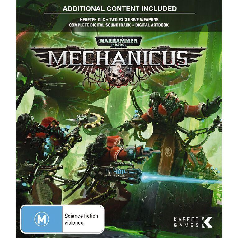 XboxOne Warhammer 40000 Mechanicus, , hi-res