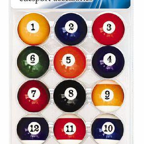 Formula Sports Standard Pool Balls 2 inch