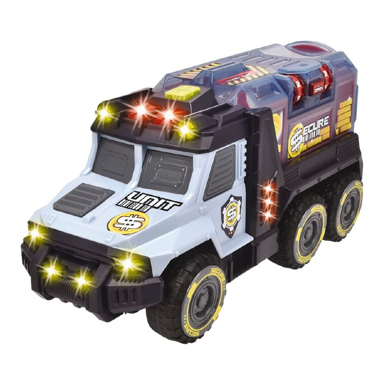 Dickie Armoured Guards Money Truck, , hi-res