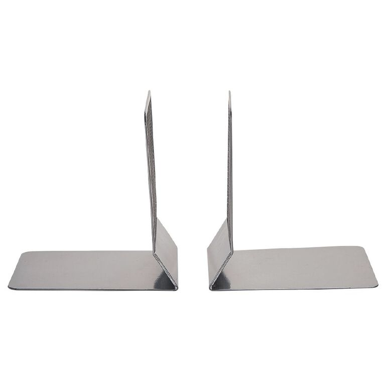 Impact Mesh Bookend Pewter 2 Pack, , hi-res