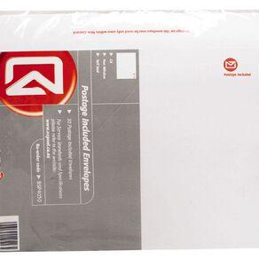 New Zealand Post C4 Envelope Prepaid Non Window 50 Pack