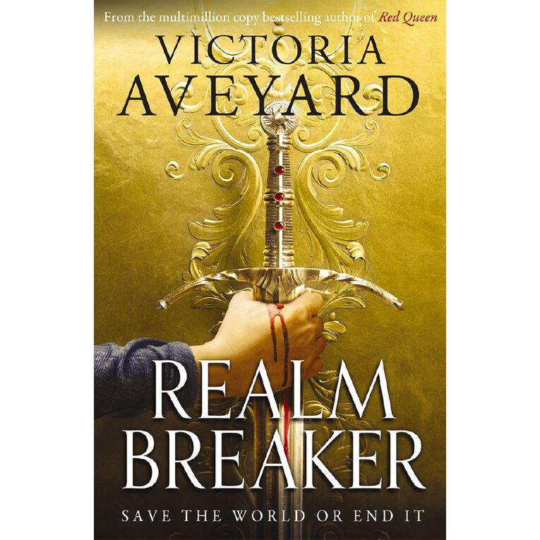 Realm Breaker by Victoria Aveyard, , hi-res
