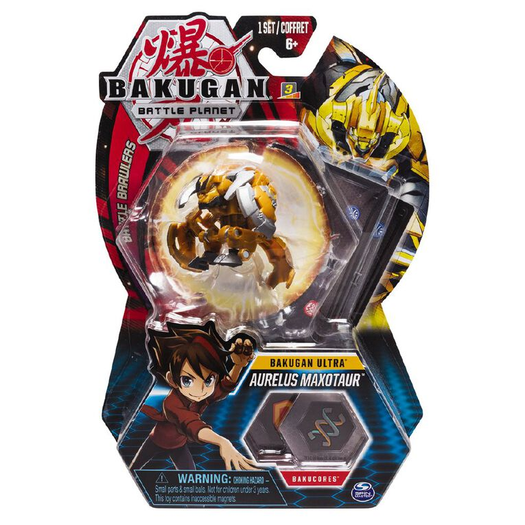 Bakugan Deluxe Booster 1 Pack, , hi-res