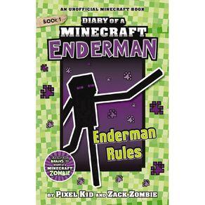 Minecraft Enderman #1 Enderman Rules