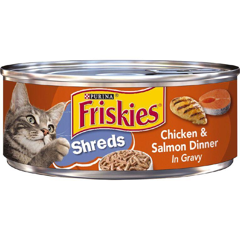 Friskies Chicken & Salmon 156g, , hi-res