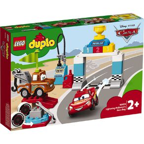 LEGO DUPLO Lightning McQueens Race Day 10924