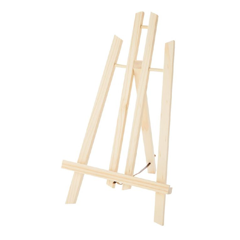 Uniti Mini A Frame Easel Wooden, , hi-res image number null