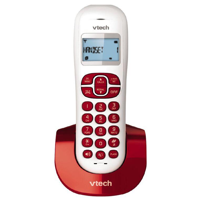 Vtech ES2110A Cordless Phone Red, , hi-res