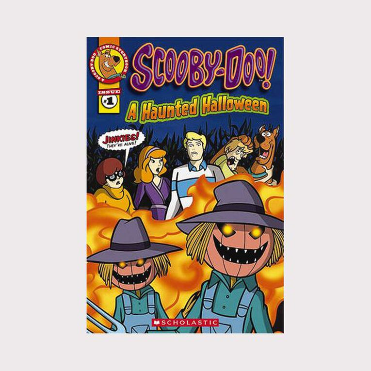 Scooby-Doo: A Haunted Halloween by Lee Howard, , hi-res