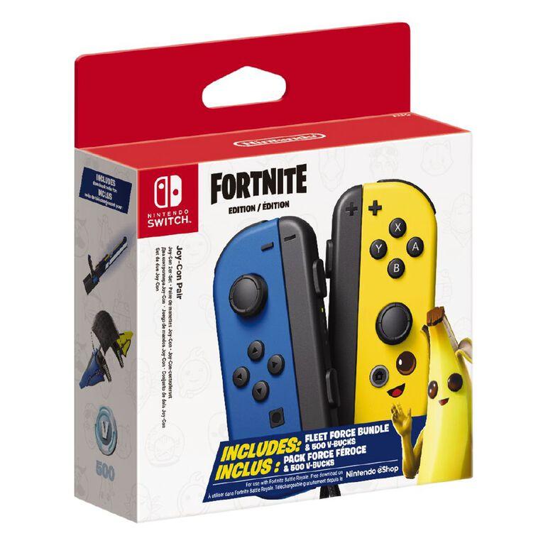 Nintendo Switch Controller Set Fortnite Fleet Bundle, , hi-res