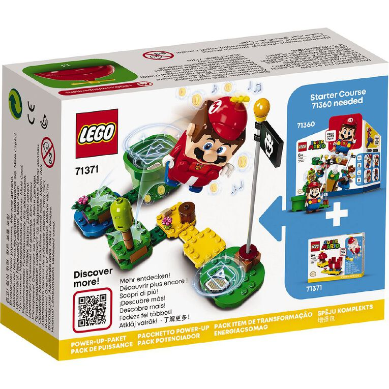 LEGO Super Mario Propeller Mario Power-Up Pack 71371, , hi-res