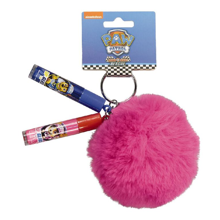 Paw Patrol Pom Pom Key chain, , hi-res