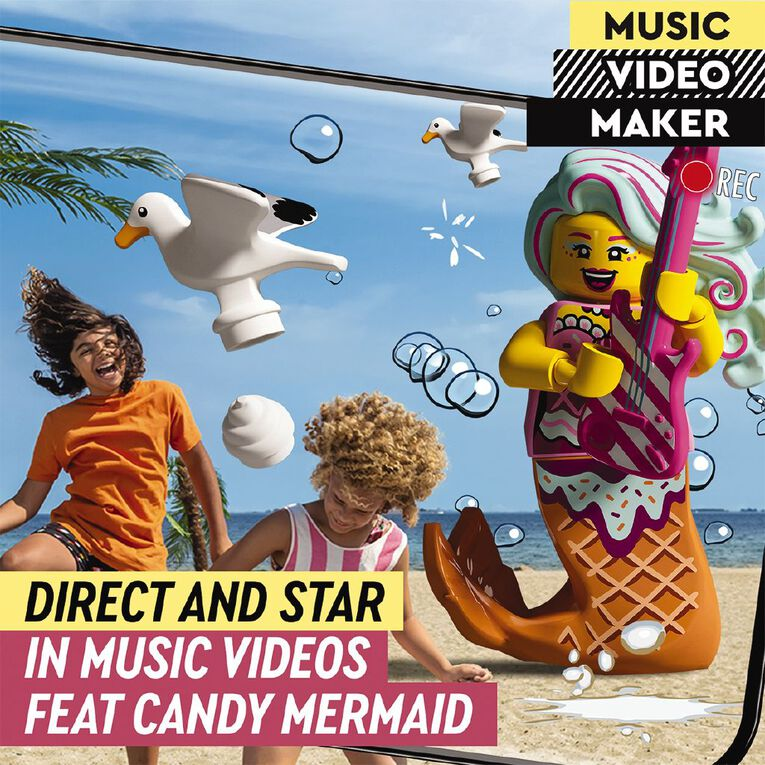 LEGO VIDIYO Candy Mermaid BeatBox 43102, , hi-res