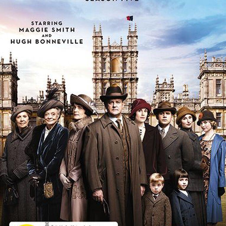 Downton Abbey Season 5 DVD 3Disc, , hi-res