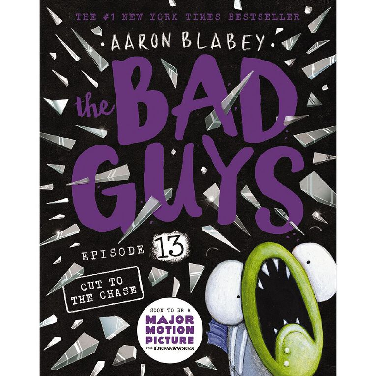 The Bad Guys #13 Cut to the Chase by Aaron Blabey, , hi-res