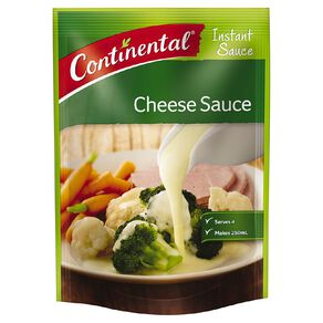 Continental Sauce Cheese 40g