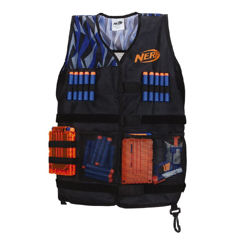 NERF Elite Tactical Vest, , hi-res