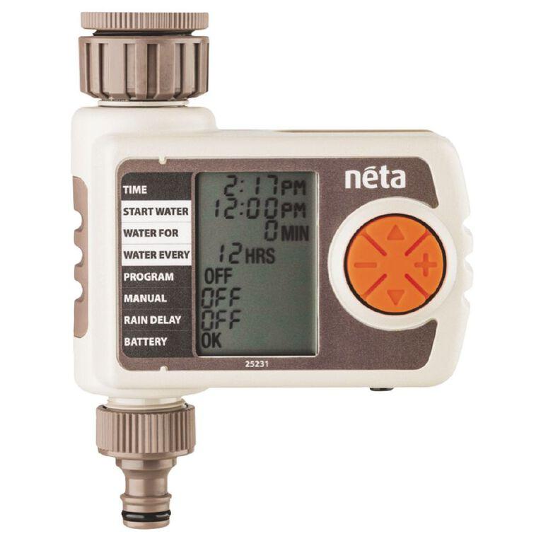 Neta Electronic Tap Timer 12mm, , hi-res