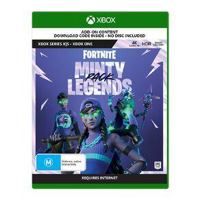 Xbox Fortnite Minty Legends Pack