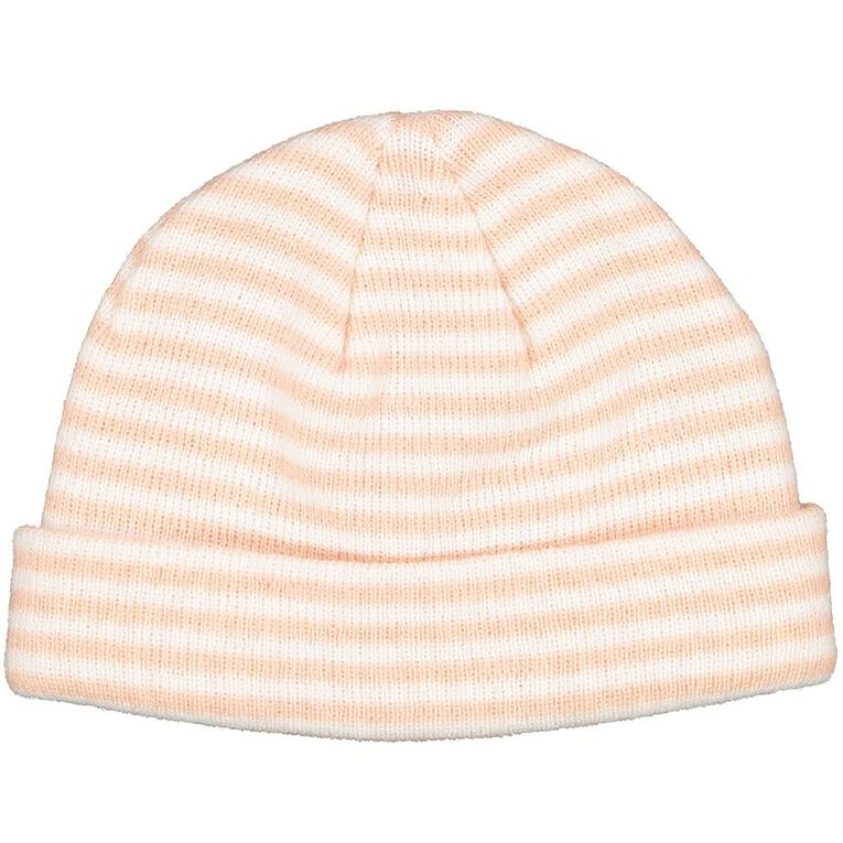 Young Original Infants' Beanie/Mitten Set, Pink, hi-res image number null
