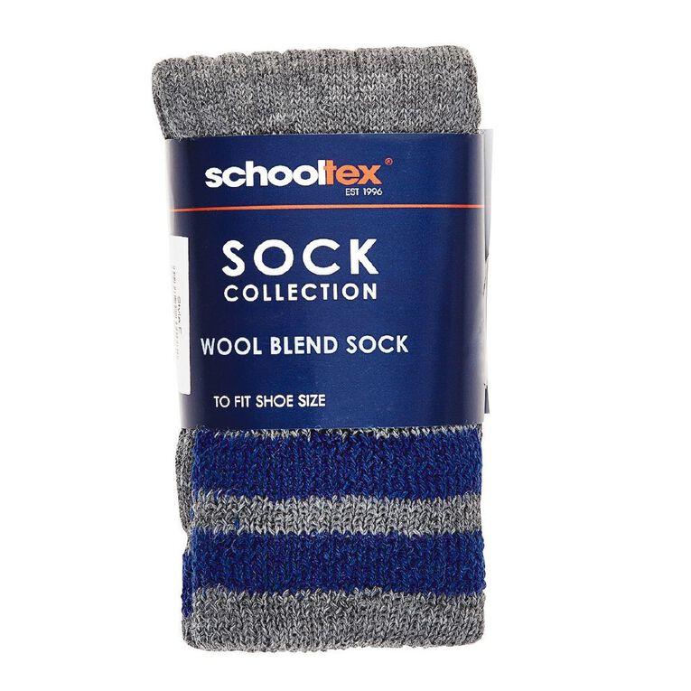Schooltex Kids' School Socks, Schooltex Sock E, hi-res