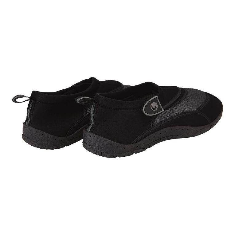 H&H Men's Oxcar Aqua Socks, Black, hi-res