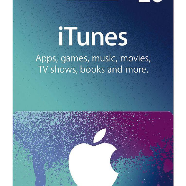 Apple iTunes Splash $20, , hi-res