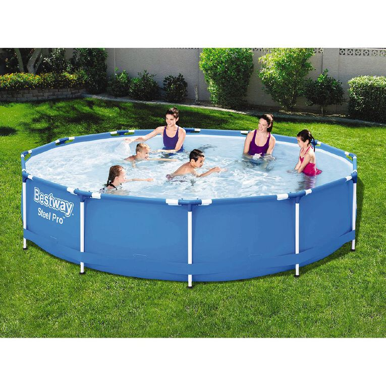 Bestway Steel Pro 12ft Pool, , hi-res