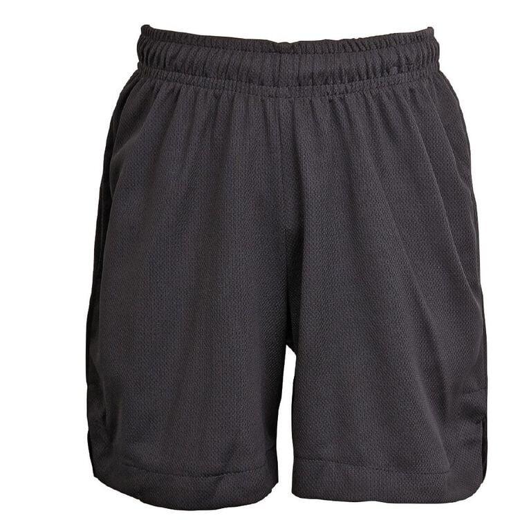 Schooltex Sport Shorts, Black, hi-res
