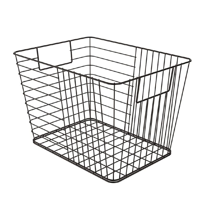 Living & Co Tappered Wire Basket, , hi-res
