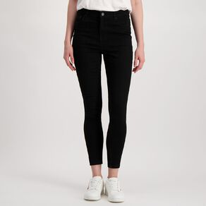 H&H Women's Mid Rise Skinny Jeans