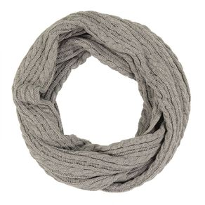 H&H Cable Knit Snood