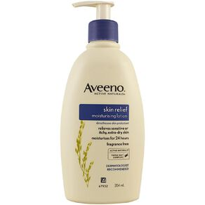 Aveeno Skin Relief Lotion Fragrance-Free 354ml