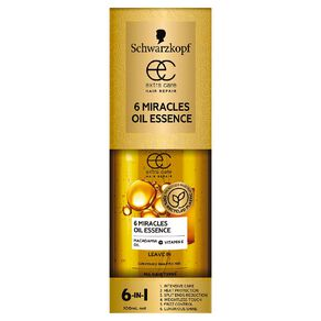 Schwarzkopf Extra Care 6 Miracles Oil Essence 100ml