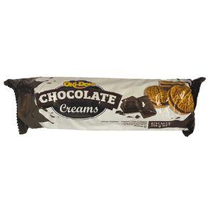Oki Doki Chocolate Cream Biscuits 154g