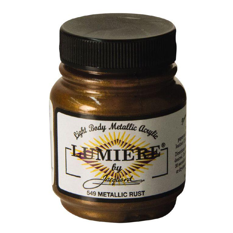 Jacquard Lumiere 66.54ml Metallic Rust, , hi-res