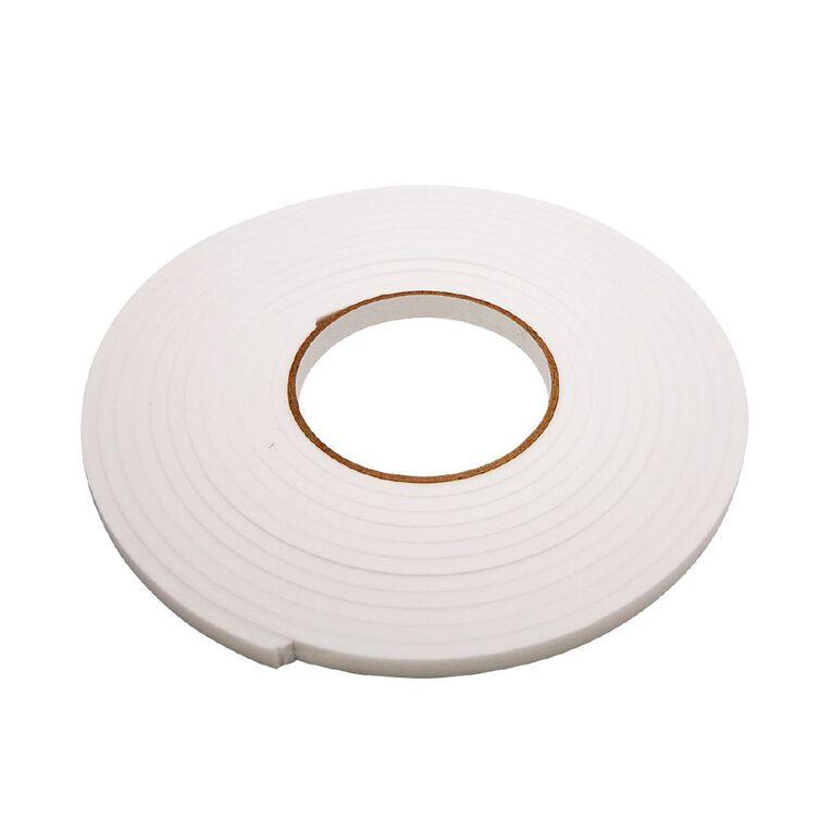 Mako Foam Tape White 5m, , hi-res