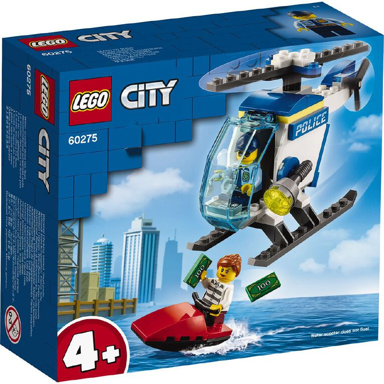 LEGO City Police Helicopter 60275, , hi-res