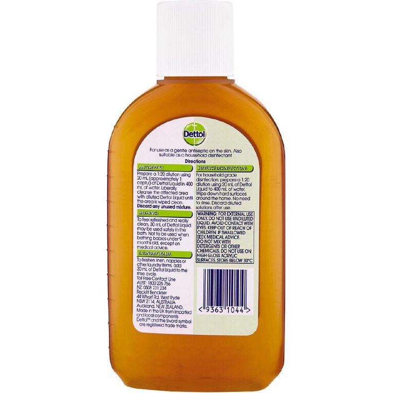 Dettol Antiseptic Liquid 250ml, , hi-res