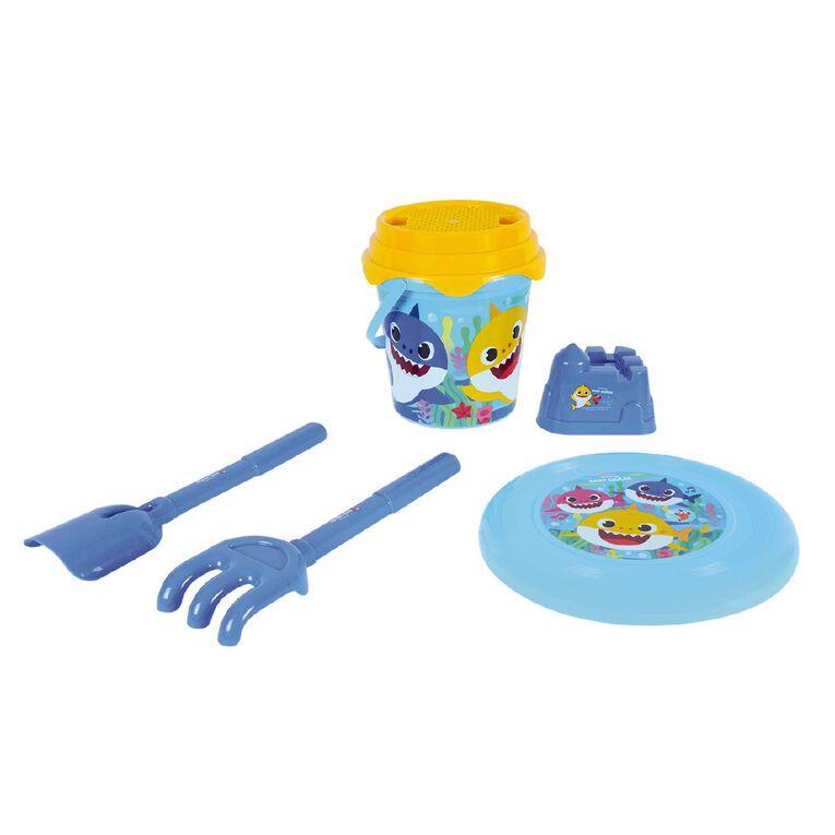 Baby Shark Beach Bucket Set, , hi-res