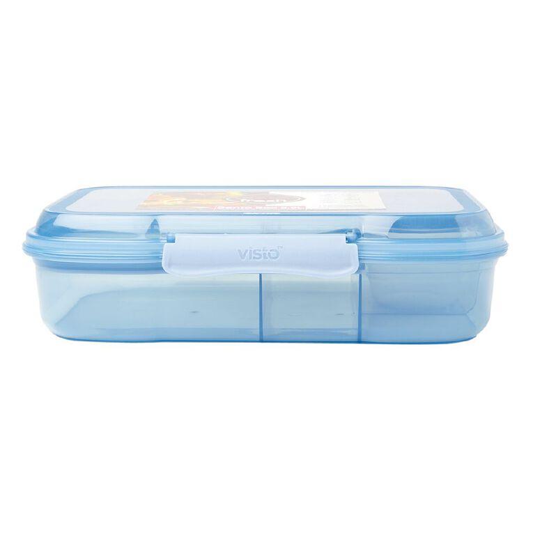 Visto Fresh Bento Box Blue 2.2L, , hi-res image number null