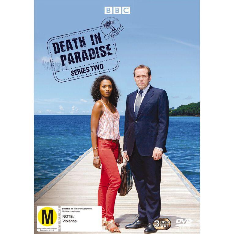 Death In Paradise Season 2 DVD 3Disc, , hi-res
