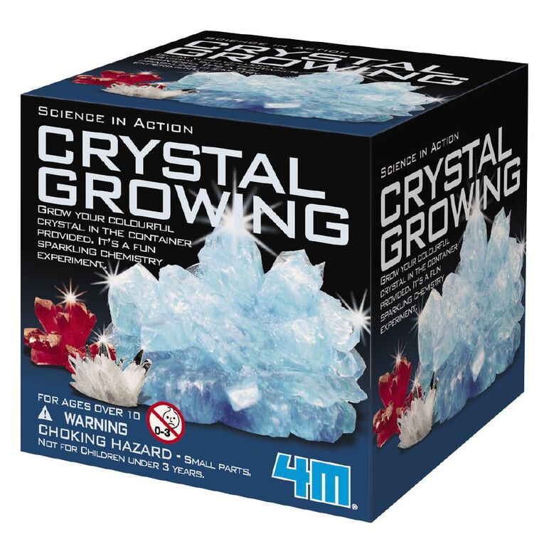 4M Crystal Growing Kit Assorted, , hi-res