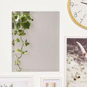 Living & Co Frameless Everyday Mirror 40cm x 50cm